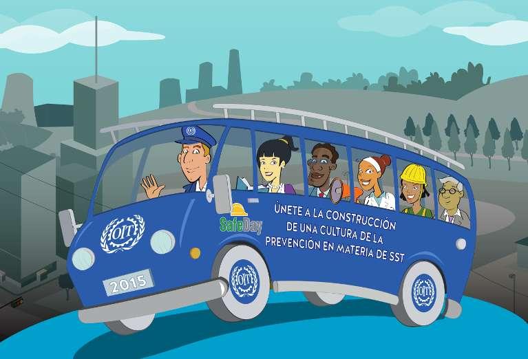 Día Mundial de la Seguridad y Salud en el Trabajo 2015