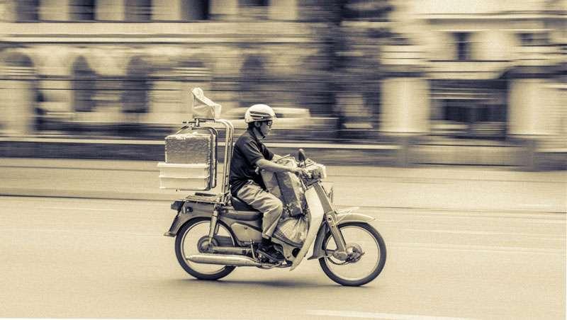 Se presentó programa de capacitaciones para repartidores en moto – MTSS